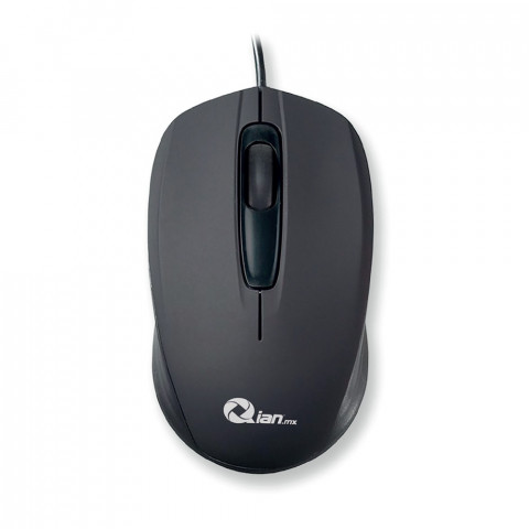Qian Optic Wired Mouse - SKU: QAMA18001