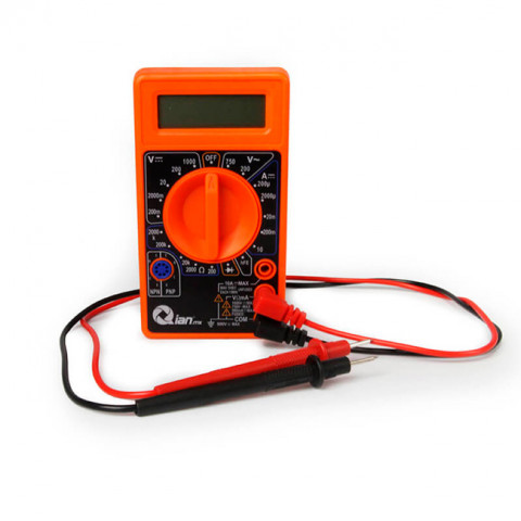 Qian Digital Multimeter Dianli - SKU: QAD-90010