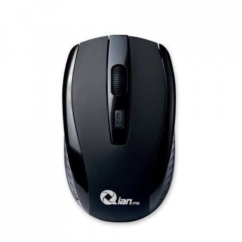 Qian Wireless Optic Mouse - SKU: QAMA18001