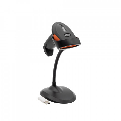 Qian Wireless Barcode Scanner Tiaoma, USB - SKU: QLCW1701